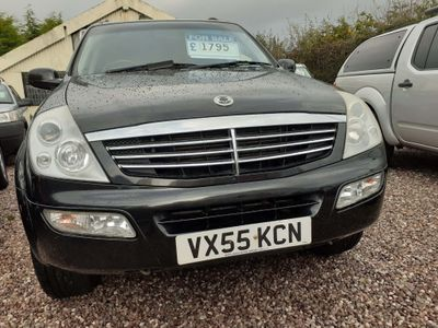 SsangYong Rexton SUV 2.7 TD RX 270 SX 5dr (7 seat)