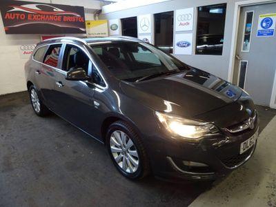 Vauxhall Astra Estate 2.0 CDTi 16v SE (s/s) 5dr