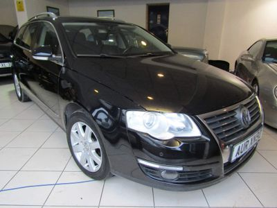 Volkswagen Passat Unlisted 2.0 TDi 4 MOTION 4X4 HIGHLINE 5DR