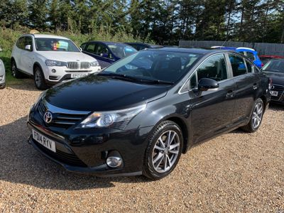 Toyota Avensis Saloon 2.2 D-CAT Icon 4dr