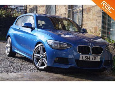 BMW 1 Series Hatchback 2.0 118d M Sport Sports Hatch (s/s) 3dr