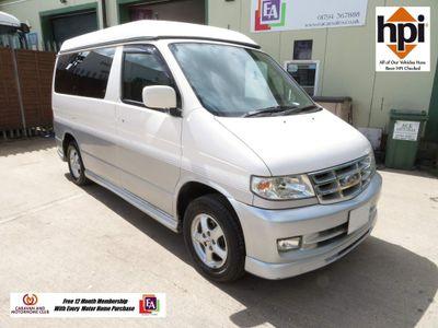Ford freda Campervan Pop Top Day Van