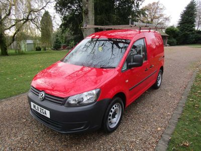 Volkswagen Caddy Panel Van 2.0 TDI C20 Panel Van 5dr