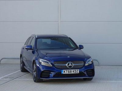 Mercedes-Benz C Class Estate 2.0 C300d AMG Line (Premium) G-Tronic+ (s/s) 5dr