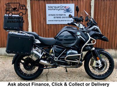 BMW R1200GS Adventure Adventure 1200 GS Adventure Triple Black