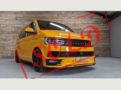 Volkswagen Transporter Combi Van 2.0 TSI T32 BlueMotion Tech Highline Crew Van DSG FWD (s/s) 5dr