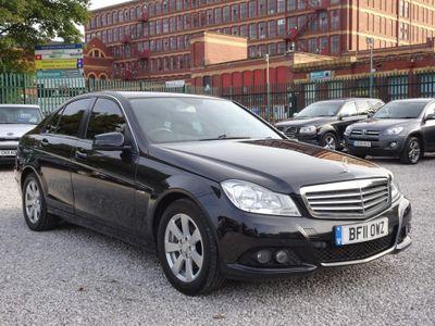 Mercedes-Benz C Class Saloon 2.1 C200 CDI BlueEFFICIENCY SE 4dr