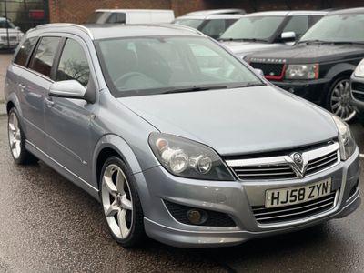 Vauxhall Astra Estate 1.9 CDTi 8v SRi 5dr
