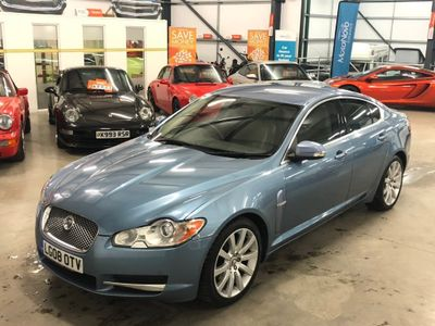 Jaguar XF Saloon 3.0 V6 Premium Luxury 4dr