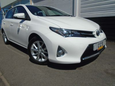 Toyota Auris Hatchback 1.6 V-Matic Icon 5dr