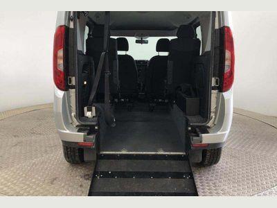 Fiat Doblo MPV 1.4 Easy (s/s) 5dr