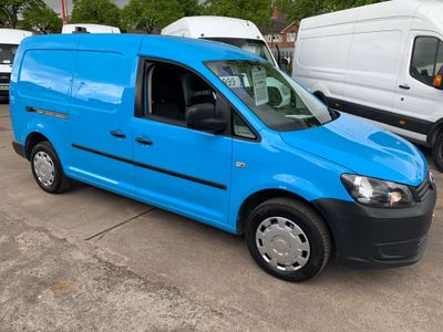 Volkswagen Caddy Panel Van 1.6TDi C20 L2 LWB (BRITISH GAS)