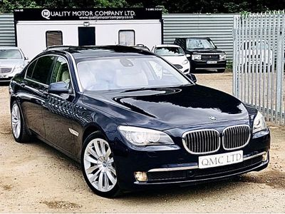 BMW 7 Series Saloon 6.0 760Li V12 4dr