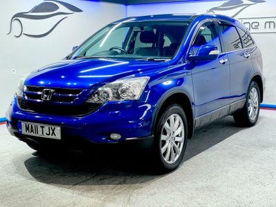 Honda CR-V SUV 2.0 i-VTEC ES 5dr