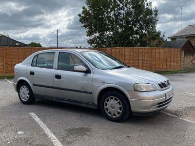 Vauxhall Astra Hatchback 1.6 i Envoy 5dr