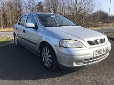 Vauxhall Astra Hatchback 1.7 DTi ECO4 16v LS 5dr