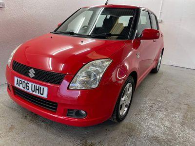 Suzuki Swift Hatchback 1.5 GLX 5dr