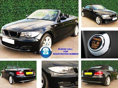 BMW 1 Series Convertible 2.0 118i SE 2dr