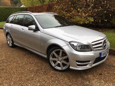 Mercedes-Benz C Class Estate 1.8 C180 BlueEFFICIENCY Sport G-Tronic 5dr