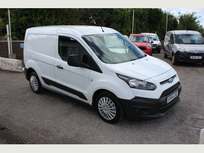 Ford Transit Connect Panel Van 1.6 TDCi 200 L1 5dr