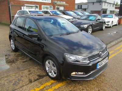 Volkswagen Polo Hatchback 1.2 TSI Match Edition DSG (s/s) 5dr