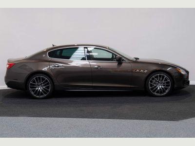 Maserati Quattroporte Saloon 3.8 GTS 4dr