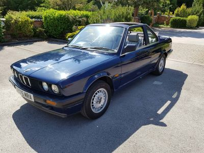 BMW 3 Series Convertible 1.6 316 Baur Conversion 2dr