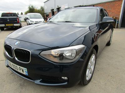 BMW 1 Series Unlisted 118d SPORT 2.0 143BHP 5DR DIESEL