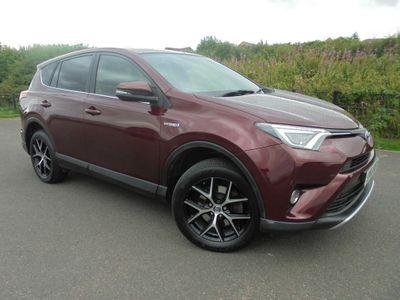 Toyota RAV4 SUV 2.5 VVT-h Icon CVT 4WD (s/s) 5dr