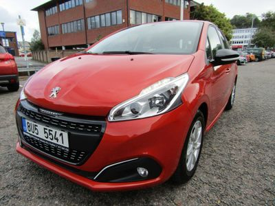 PEUGEOT 208 Hatchback ACTIVE 1.2 PURE TECH 5 DR MANUAL PETROL