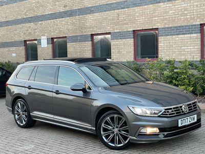 Volkswagen Passat Estate 2.0 TDI R-Line DSG Auto 6Spd (s/s) 5dr