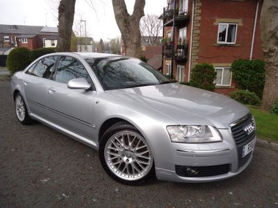 Audi A8 Saloon 4.2 TDI SE quattro 4dr