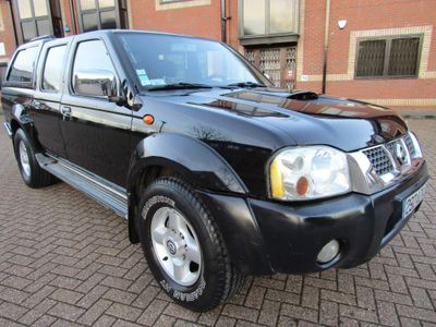 Nissan Navara Unlisted 2.5 Di ADVENTURA DOUBLE CAB 4X4 PICKUP