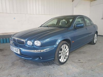 Jaguar X-Type Saloon 2.1 V6 S 4dr