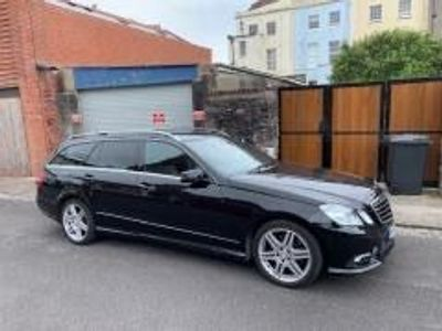 Mercedes-Benz E Class Estate 1.8 E200 BlueEFFICIENCY Sport 7G-Tronic Plus (s/s) 5dr