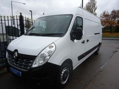 Renault Master Panel Van 2.3 dCi 35 Business FWD LWB Medium Roof EU6 5dr