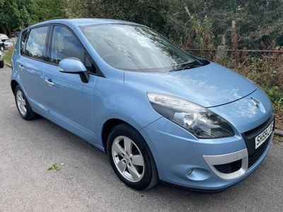 Renault Scenic MPV 1.4 TCe TomTom Edition 5dr