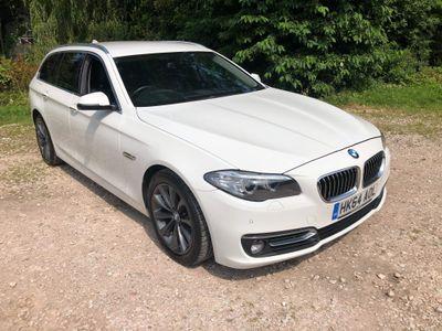 BMW 5 Series Estate 2.0 520d Luxury Touring 5dr