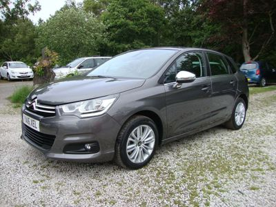 Citroen C4 Hatchback 1.6 BlueHDi Flair (s/s) 5dr