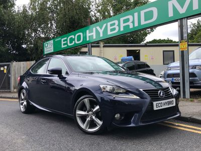 Lexus IS 300 Saloon 2.5 Premier E-CVT 4dr