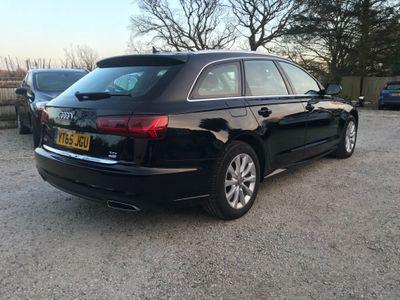 Audi A6 Avant Estate 2.0 TDI ultra SE Avant S Tronic (s/s) 5dr