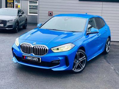BMW 1 Series Hatchback 1.5 118i M Sport DCT (s/s) 5dr