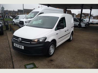 Volkswagen Caddy Panel Van 2.0 TDI C20 BlueMotion Tech Startline EU6 (s/s) 5dr