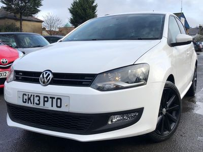 Volkswagen Polo Hatchback 1.4 Match 5dr