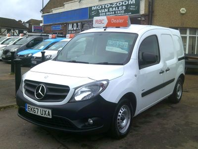 Mercedes-Benz Citan Panel Van 1.5 CDi BlueEFFICIENCY 109 L1 5dr