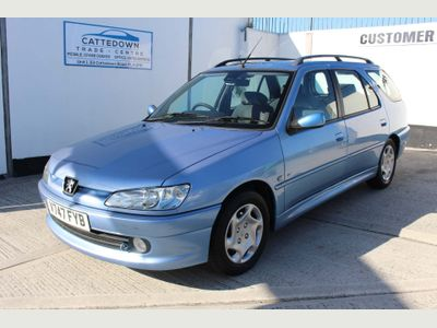 Peugeot 306 Estate 1.6 LX 5dr (sunroof)