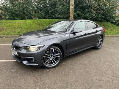 BMW 4 Series Gran Coupe Coupe 3.0 430d M Sport Gran Coupe Auto xDrive (s/s) 5dr