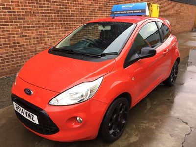 Ford Ka Hatchback 1.2 Grand Prix III 3dr