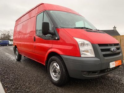Ford Transit Panel Van 2.4 TDCi 300 L Medium Roof Van Duratorq 3dr (LWB)
