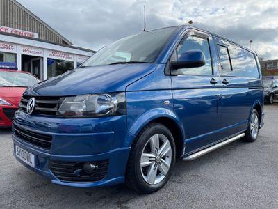 Volkswagen Transporter Panel Van 2.0 BiTDI T30 Window Van 4dr (SWB)